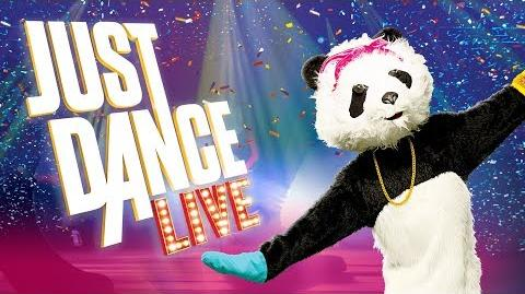 JUST DANCE LIVE The Interactive Experience