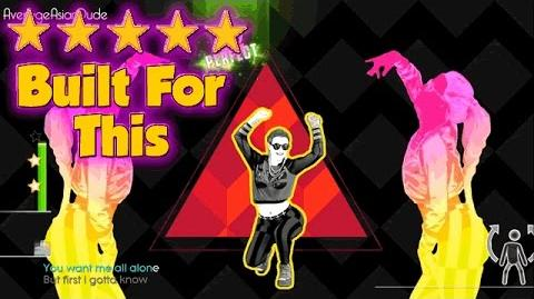 Just Dance 2015 - Built For This - 5* Stars