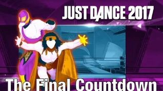 Just Dance 2017 - The Final Countdown by Europe