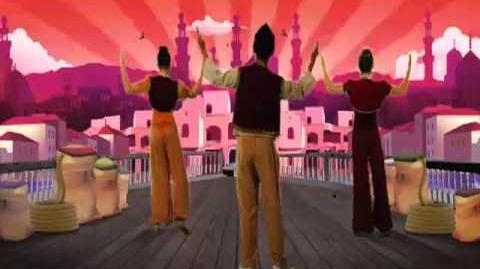 Just Dance Kids 2 - Istanbul (Wii Rip)