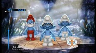 The Smurfs Dance Party Very Blue Moon