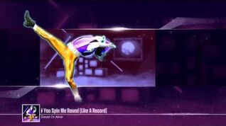 """You Spin Me Round (Like a Record)"" - Just Dance 2017"