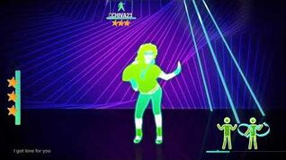 Acceptable in the 80s - Just Dance 2020
