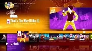 Just Dance® 2017 - Unlimited - That's The Way (I Like It) - KC & The Sunshine Band - 2019 03 18