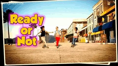 Just Dance Kids 2014 - Ready Or Not - 4* Stars