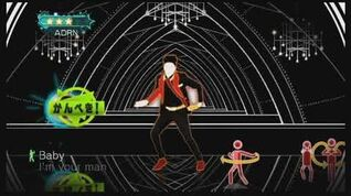 Just Dance Wii 2 - 2PM - I'm Your Man