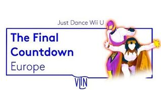 The Final Countdown - Europe Just Dance Wii U