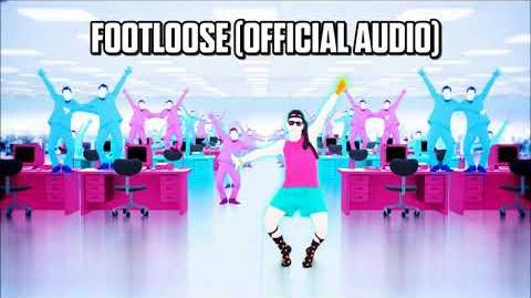Footloose (Official Audio) - Just Dance Music