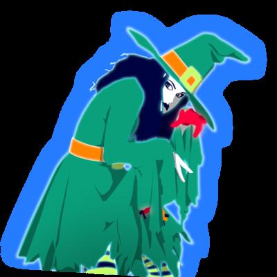 halloweenquat coach 42xpng - Just Dance 3 Halloween