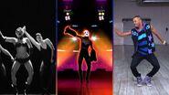 Limagolf1altdlc choreo comparison