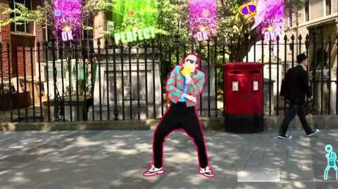 PSY - Gentleman Just Dance 2014 Gameplay UK