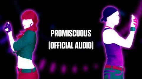 Promiscuous (Official Audio) - Just Dance Music