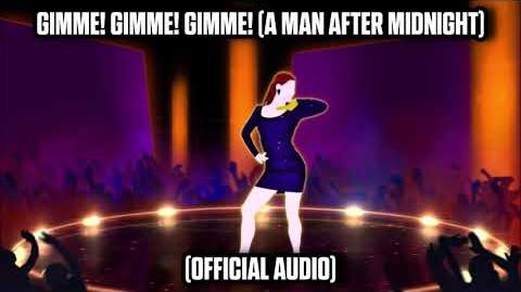 Gimme! Gimme! Gimme! (A Man After Midnight) (Official Audio) - Just Dance Music