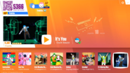 Itsyou jdnow menu updated