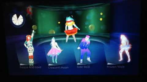 Just Dance 2014 - Follow The Leader Party Master Mode (Gamepad View) (Wii U)