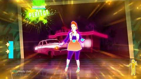 Just Dance 2018 Crying Blood 5 stars megastar nintendo switch