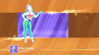 Megan Trainor - All About That Bass (Just Dance 2016 In-Game Version)