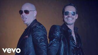 Pitbull - Rain Over Me ft