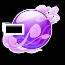 PurpleSphereSkin