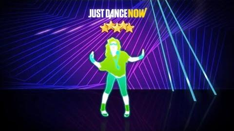 Acceptable in the 80s - Just Dance Now