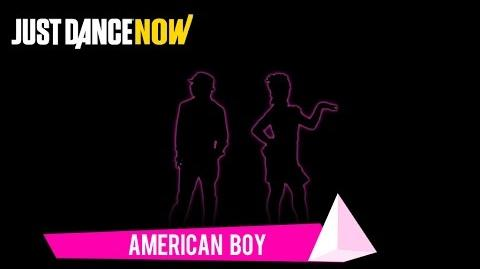 American Boy - Just Dance Now (Extraction)