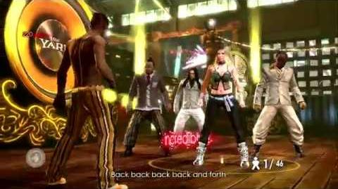 Cali to New York - The Black Eyed Peas Experience