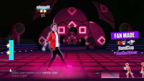 HandClap (Fanmade) - Just Dance 2016