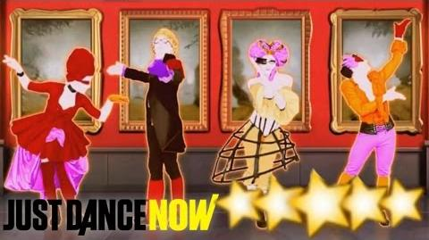 Crucified - Just Dance Now - Full Gameplay 5 Stars