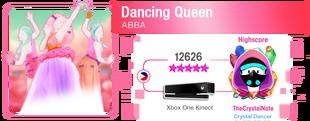 DancingQueen M617Score