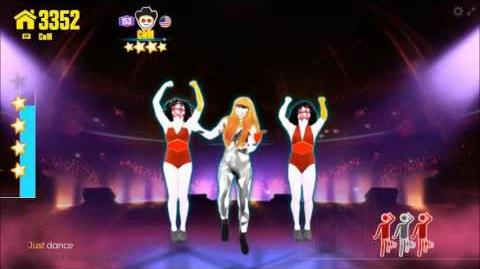 Just Dance (On-Stage) - Lady Gaga ft