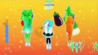 Just Dance 2019 Unlimited (Ps4) PoPiPo by Hatsune Miku ( MegaStar )
