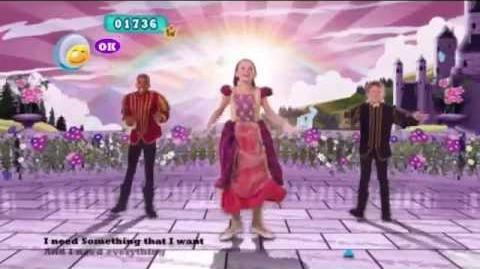 "Just Dance Kids 2 - ""Something That I Want"" - 2,200 + Score"