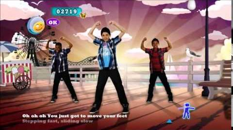 Just Dance Kids 2 - Party Goes Down