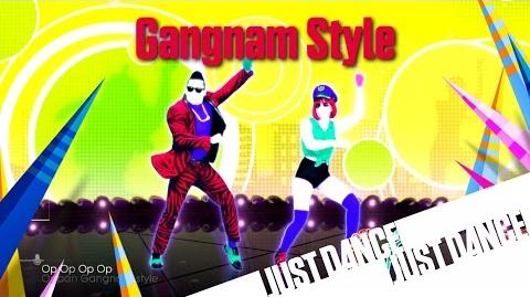 Just Dance Unlimited - Gangnam Style
