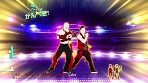 Just Dance Wii U I Wish For You 4 stars wii u