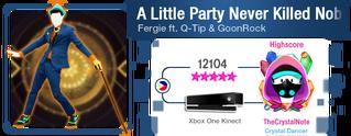 LittleParty M617Score