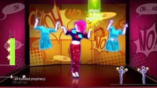 Oh No! - Just Dance 2017
