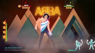 4k Lay All Your Love On Me by ABBA Unlimited Just Dance RD PH