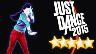 5☆ stars - I Need Your Love - Just Dance 2015 - Kinect