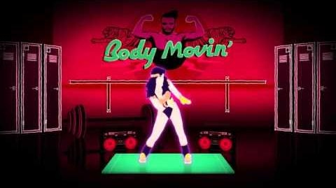 Body Movin' (Fatboy Slim Remix) - Just Dance Now (No GUI)