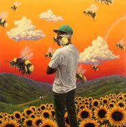 FlowerBoy TylerCreatorAlbumCover