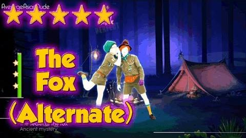 Just Dance 2015 - The Fox (Campfire) - Alternative Mode Choreography - 5* Stars