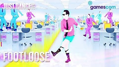 Just Dance 2018 Footloose - Gamescom 2017