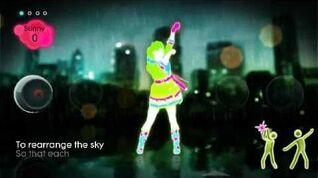 Just Dance 2 - It's Raining Men