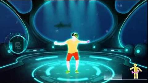 Just Dance Machine - Swimmer