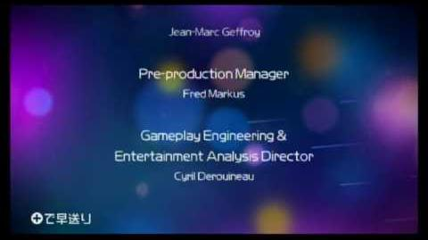 Just Dance Wii Credits