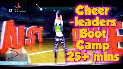Workout Mode - Cheerleaders Boot Camp - 25+ Mins (Club Concert)