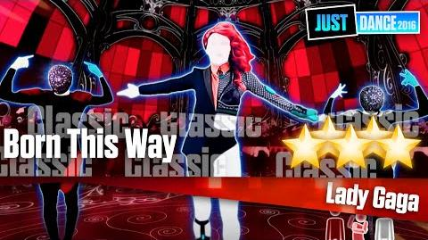 Born This Way - Just Dance 2016