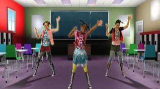 Just Dance Kids Whip My Hair