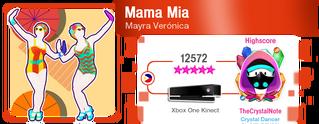 MamaMia M617Score